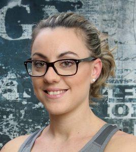 Personal Trainerin Mag. Melanie-Astha Karbiner.